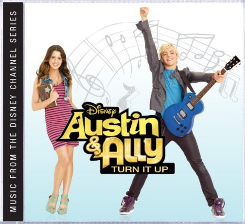 Austin and Ally turns it up with the shows brand new album!