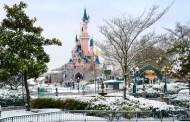 Disneyland Paris Serves Up a 'Frozen' Holiday