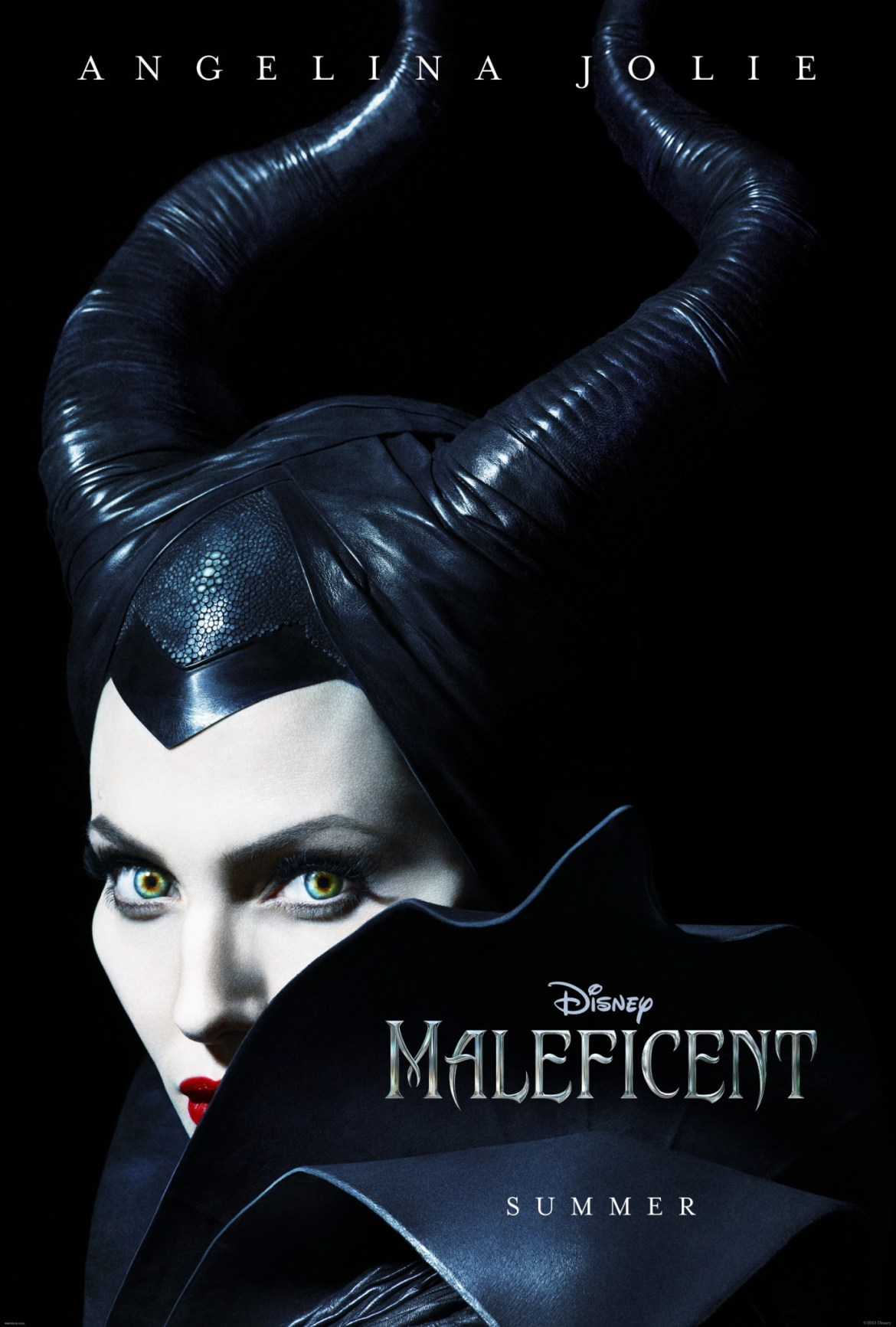 Just Released – New Poster for Maleficent