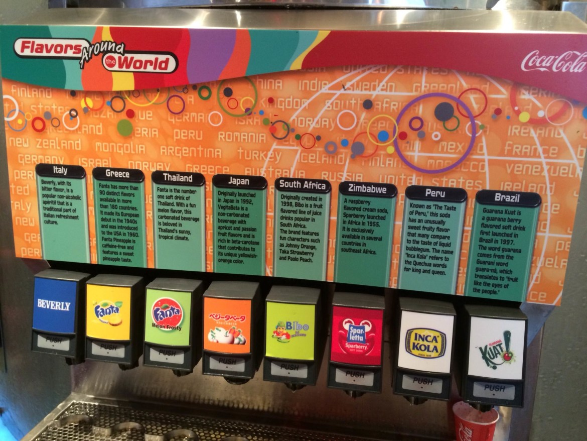 Club Cool offers new flavors at EPCOT