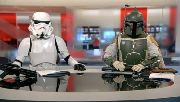 Star Wars Episode 7 Open Casting Calling
