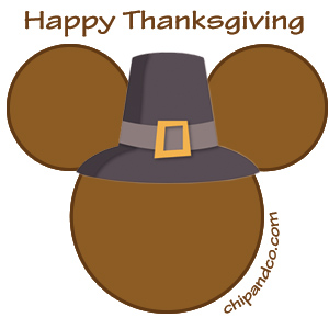 Seasonal Delights for Thanksgiving at Disneyland Resort