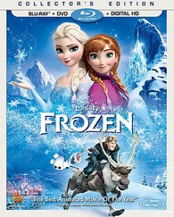 """""""Frozen"""" Coming to Blu-Ray/DVD March 18, 2014"""