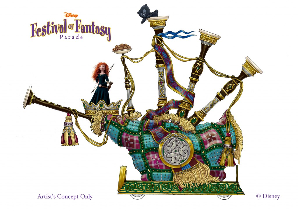 Disney World is Adding New Fun to 2014 with Fantasyland Coaster and Parade Spectacular