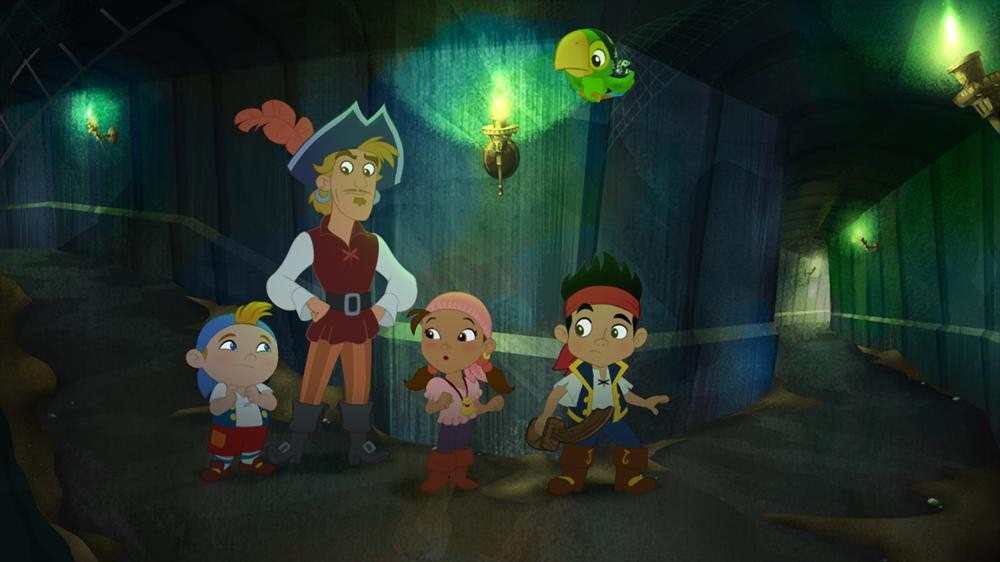 Jake and the Neverland Pirates back for a new season!