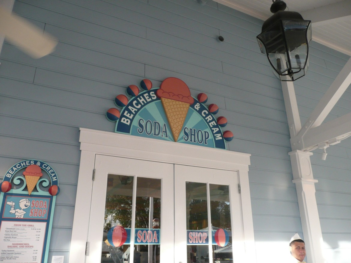 Disney's Beaches & Cream Now Accepting Advanced Dining Reservations