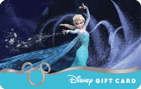 $300 Disney Gift Card Giveaway