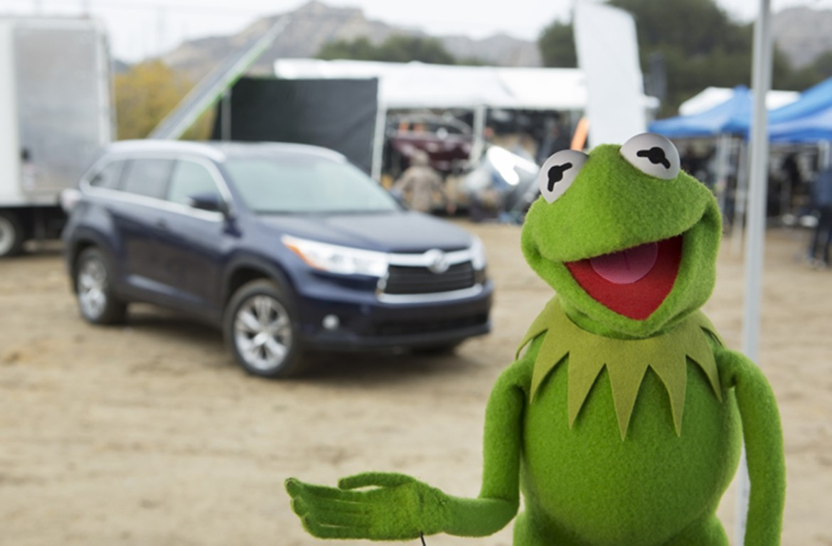 "Disney's ""Muppets Most Wanted"" Joins Forces with Toyota"