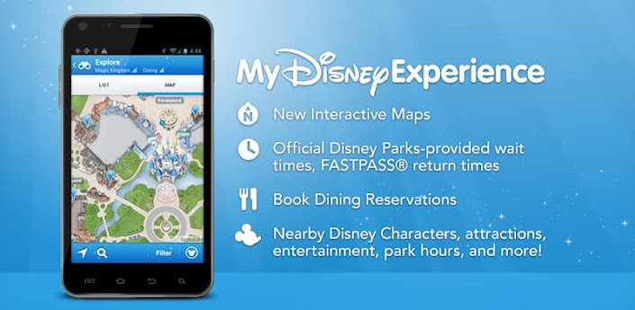 You Can Now Purchase Tickets on the My Disney Experience App