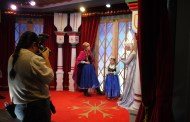 Will an area be built for Frozen's Elsa and Anna in Walt Disney World?