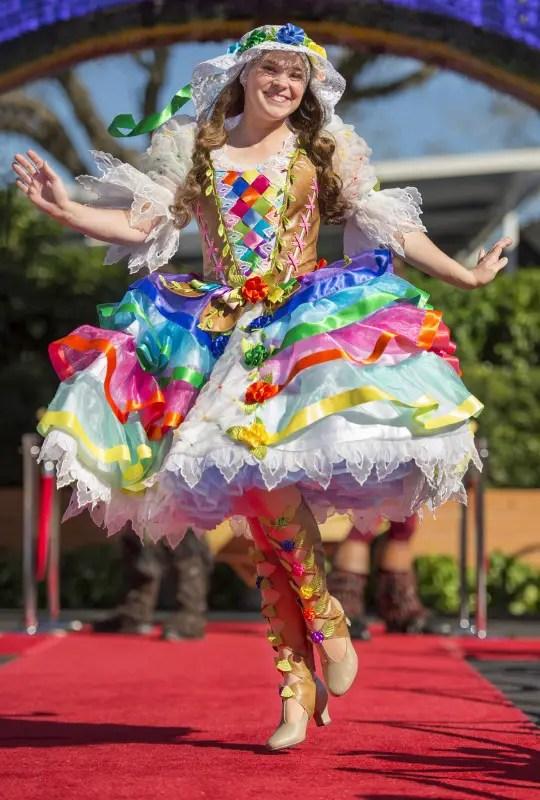 Coming soon the the Magic Kingdom – Disney Festival Of Fantasy Parade