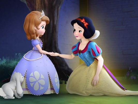 Second Season of Disney Junior's Series Sofia The First Debuts March 7th with Special Guests