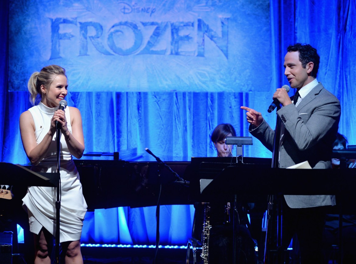 Celebrating The Music Of Frozen with Live performance of Let it Go