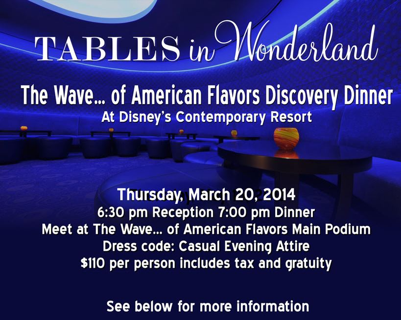 Tables in Wonderland Members Can Salute Florida Strawberry Season with a Discovery Dinner at the Wave!