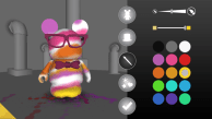 Create your own vinylmation 1