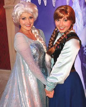 Elsa and Anna's Boutique coming to Downtown Disney California!