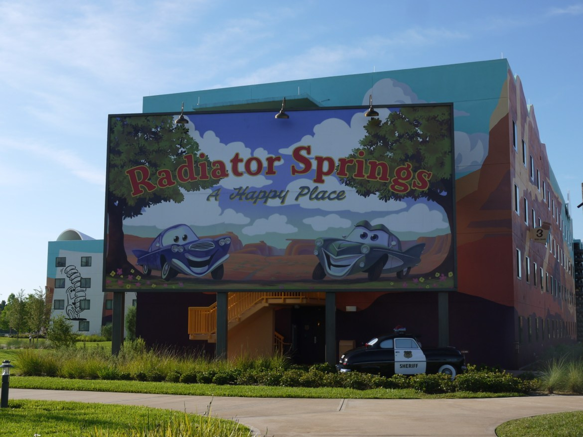 Some Things You May Not Know About Disney's Art of Animation Resort