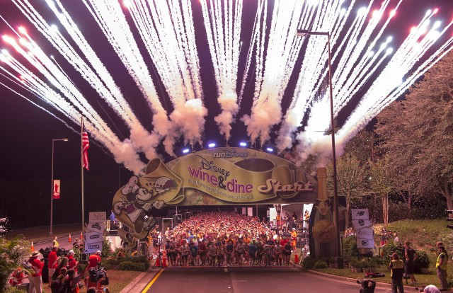 Disney's Wine and Dine Half Marathon is now sold out!