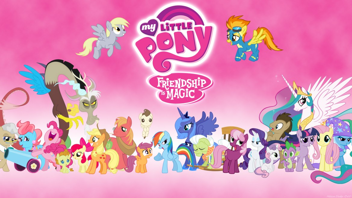 """My Little Pony """"Friendship is Magic"""" Gets Renewed for a Fifth Season"""