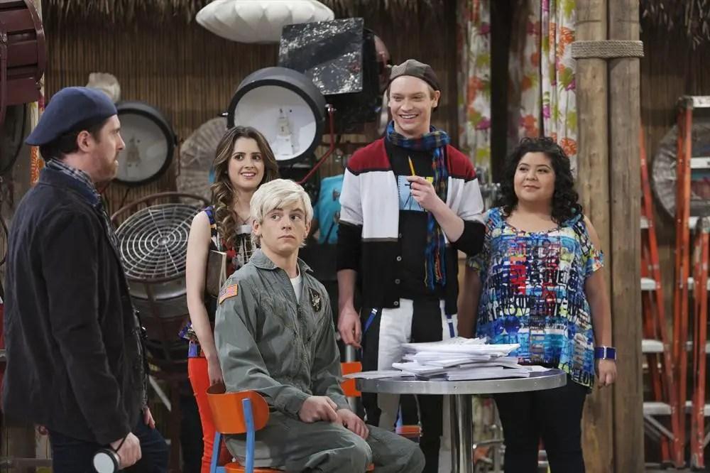 Disney Channel Renews Austin & Ally for a Fourth Season!