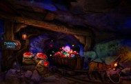 Seven Dwarfs Mine Train: A Rocking, Rollicking  Family-Friendly Roller Coaster Crowns New Fantasyland