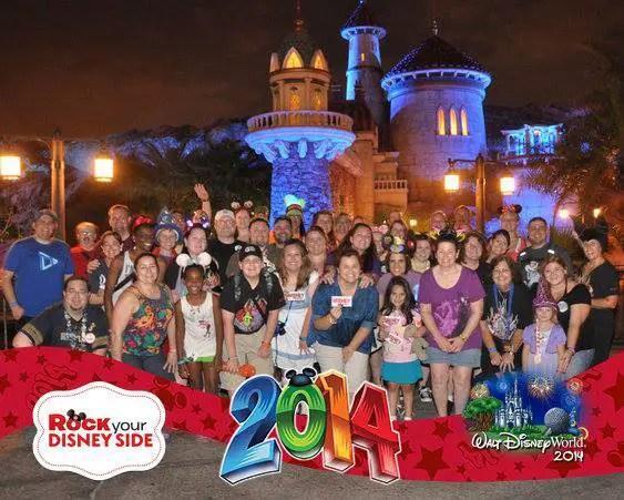 Show your Disney Side 24 Hour Event at Walt Disney World