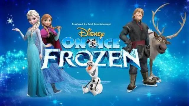 "Disney on Ice Presents ""Frozen"""