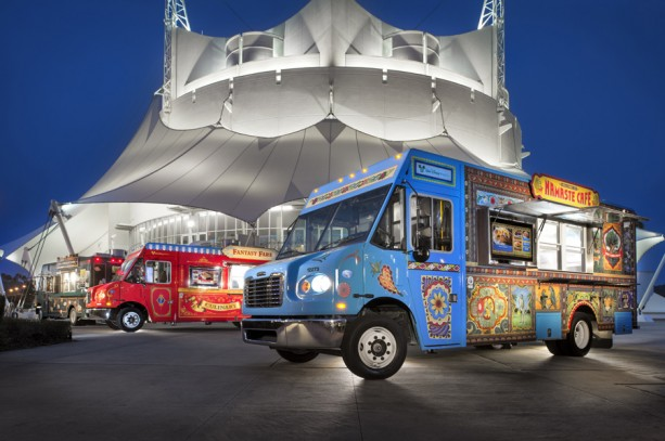 New Food Truck Disney Dining Event at Downtown Disney