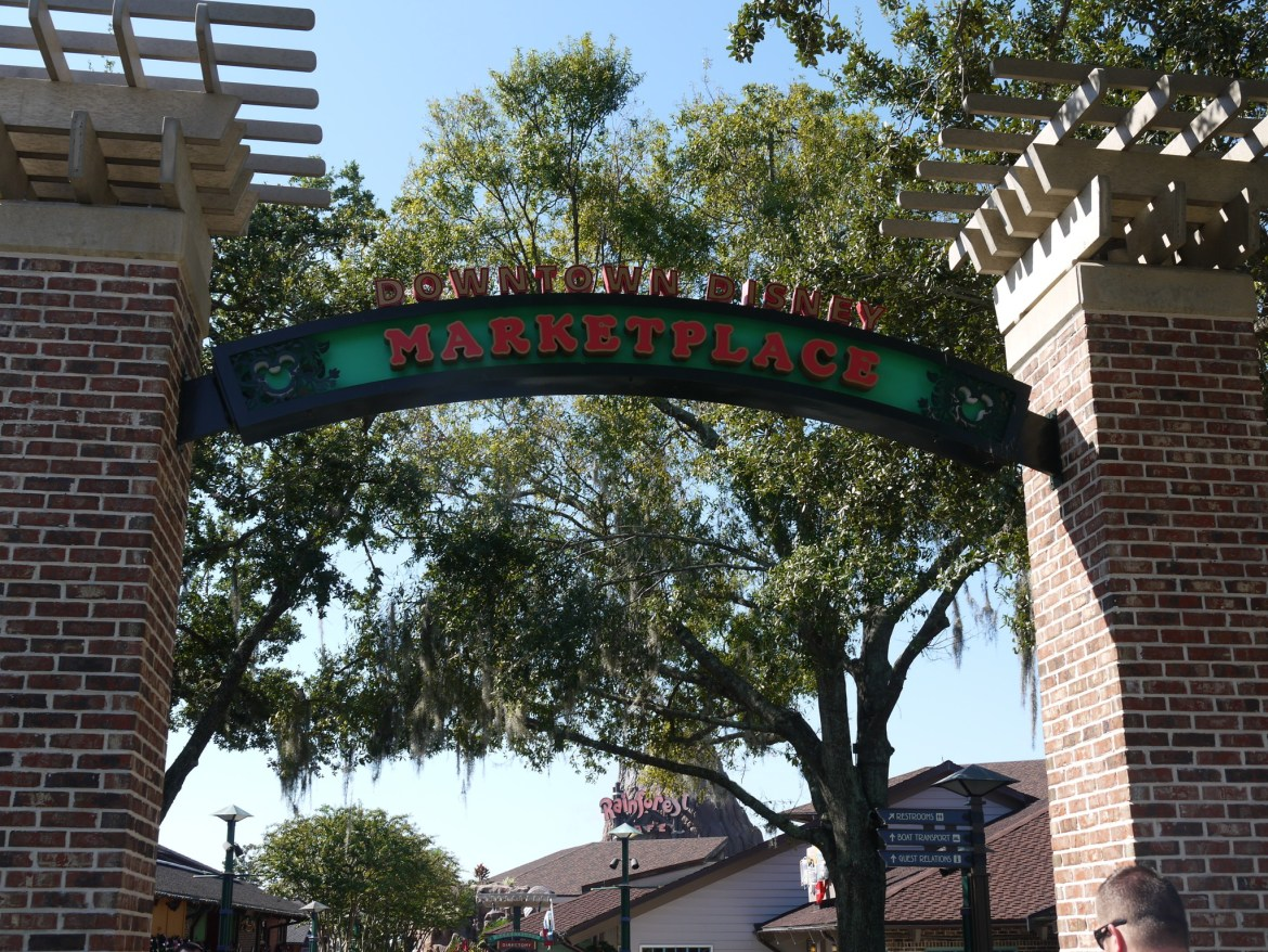 Guide to Downtown Disney for First Timers