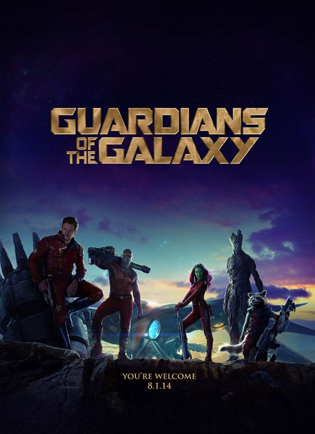Are you the next GUARDIAN OF THE GALAXY?