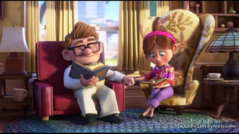 Having fun with Disney Movie Night – Pixar's 'UP'