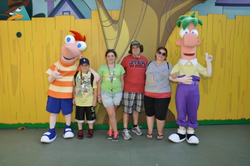 Visiting Walt Disney World with Young Teens