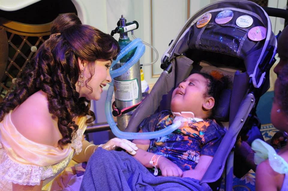 """When you """"Make-A-Wish"""" Upon a Star!"""