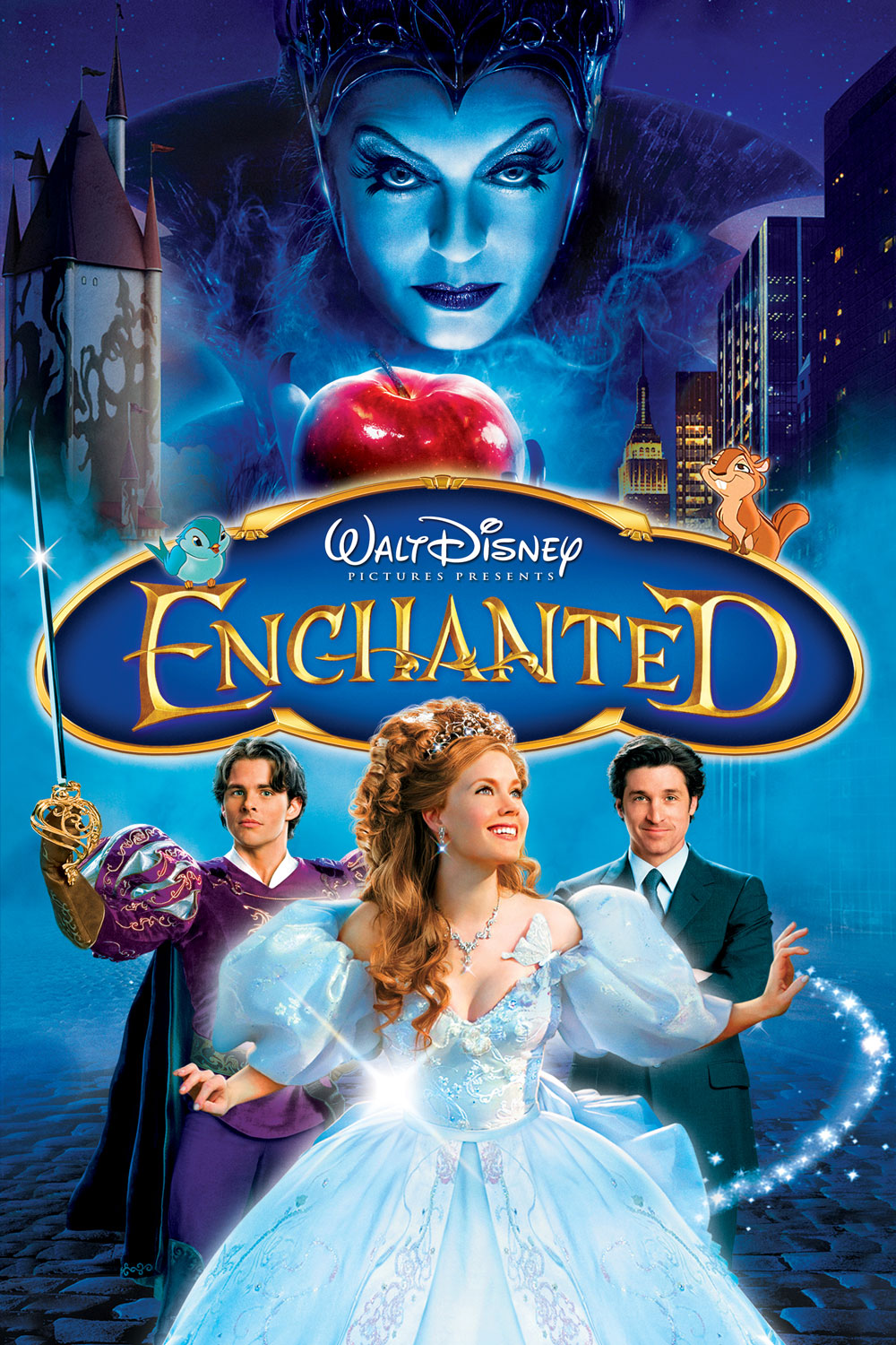 Enchanted Sequel On The Way