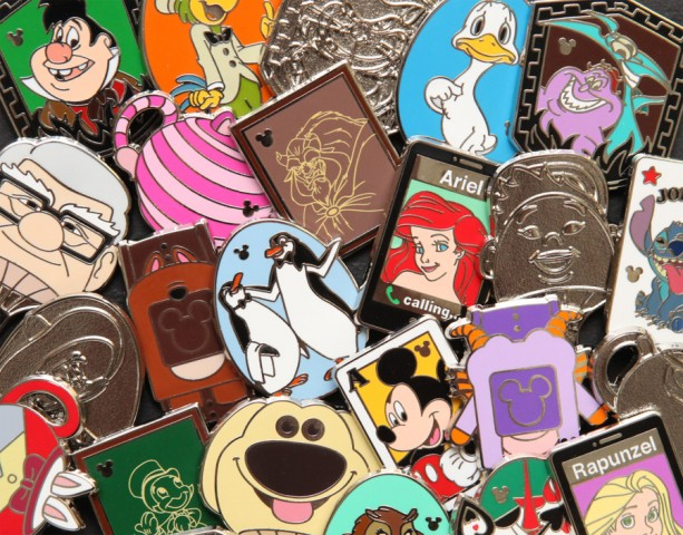 New Hidden Mickey Pins will Soon Debut at Disney Parks
