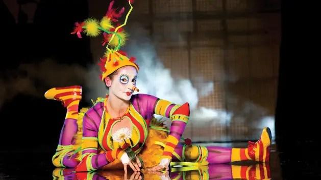 New Premium Package for Cirque Du Soliel La Nouba in Downtown Disney