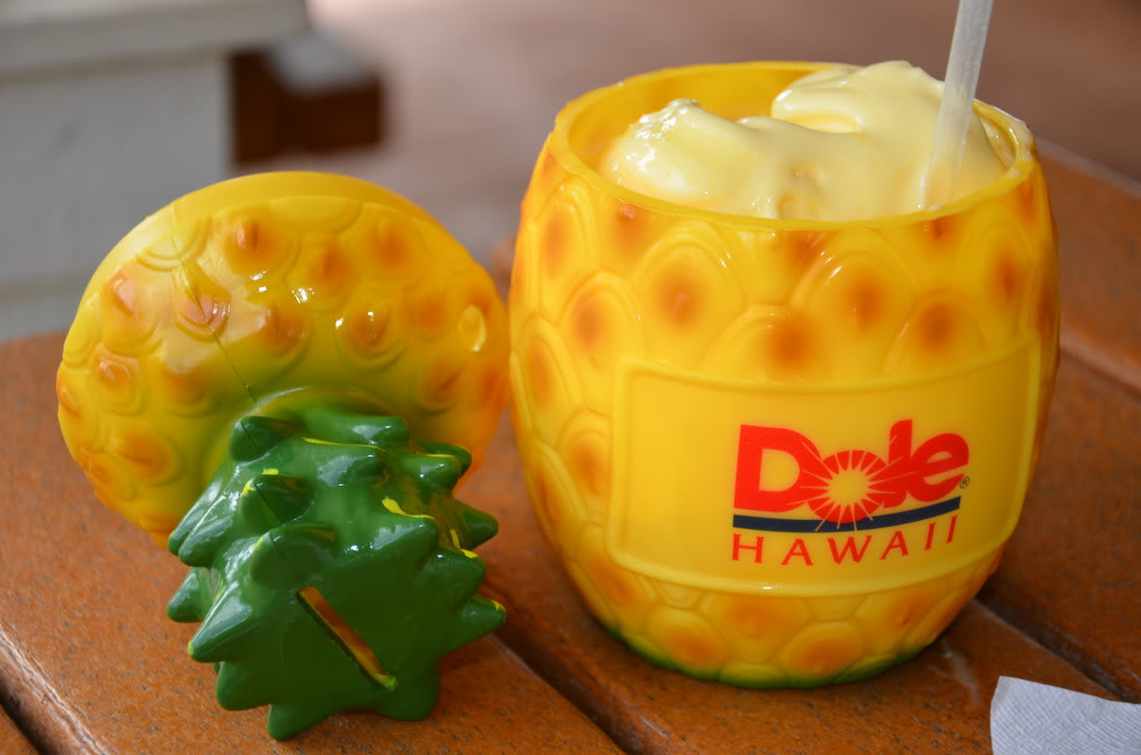 The Sign You've Been Waiting For… Dole whips coming to Aulani
