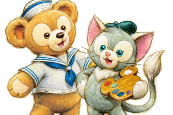A New Sidekick for Duffy the Disney Bear in Japan