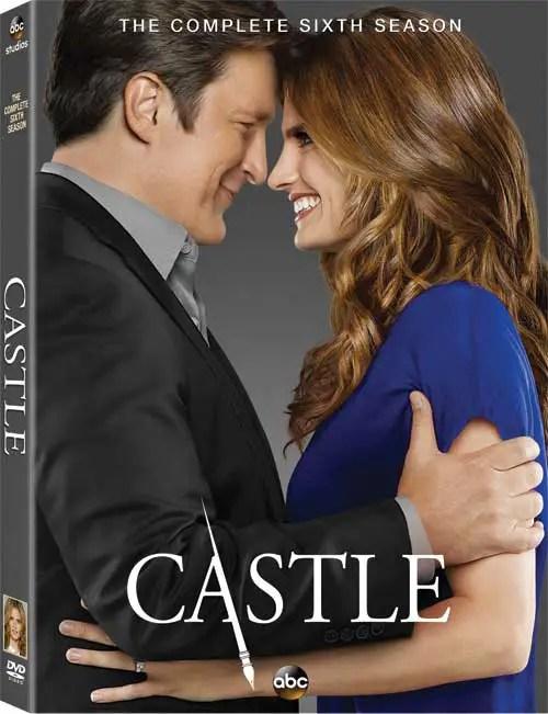 """Castle Season Six """"Spoiler Free"""" DVD Review"""
