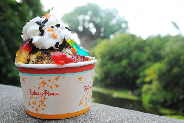 Scare Up Some Fun This Halloween Season – Spooky Snacks at Disney World Theme Parks