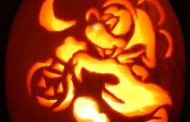 Disney,Universal and more Themed Pumpkin Carvings