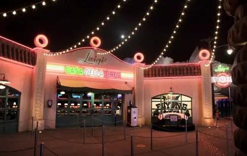 Luigi's Flying Tires at Disney California Adventure set for complete makeover