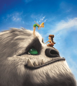 "Newest in home release coming in March 2015 – ""Tinkerbell and the Legend of the NeverBeast"""