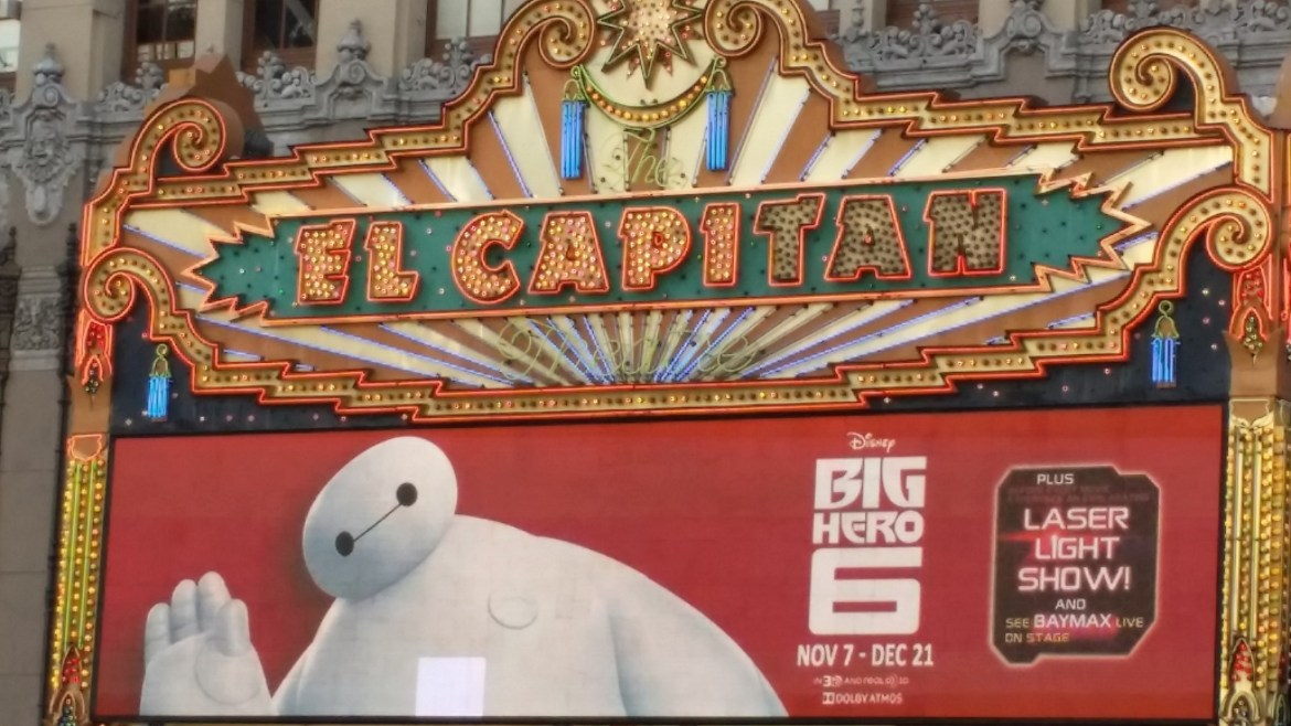Disney's Big Hero 6 Movie Preview