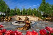 Gorgeous Golden Oak Home For Sale at Disney World