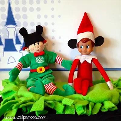 10 Disney Inspired Elfcapades