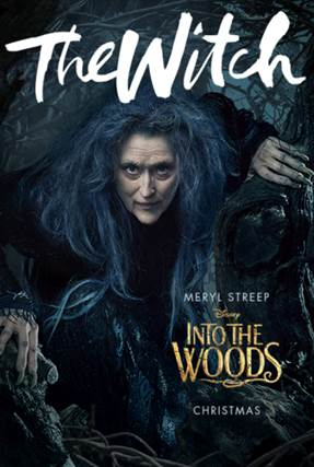 Into the Woods Shares New Trailer and Posters!