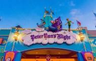 New Themed Queue at Peter Pan's Flight in Walt Disney World