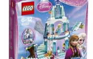 Disney Finds - LEGO Disney Princess Elsa's Sparkling Ice Castle Set