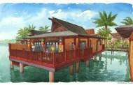 Disney's Polynesian Villas & Bungalows Opens